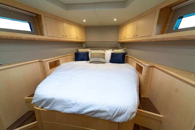 Discovery 54, cabine VIP