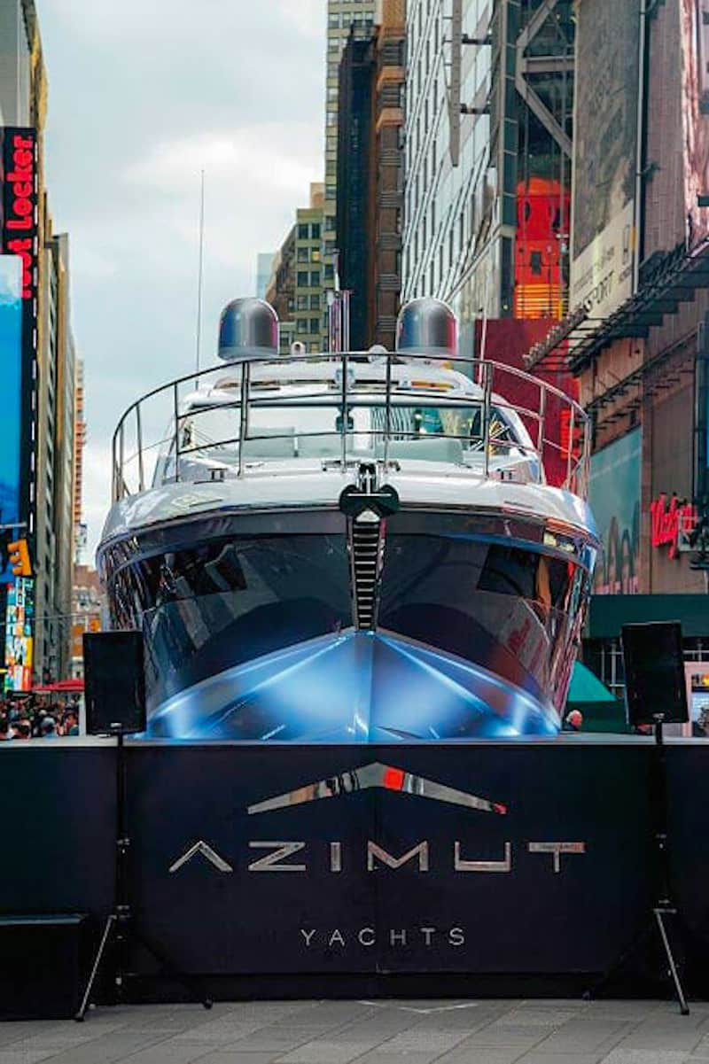 Azimut S6 New York