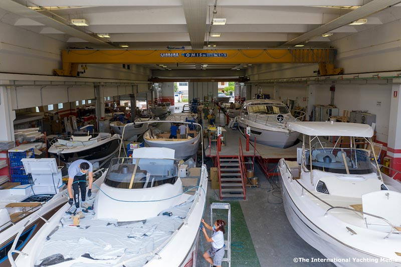 Sessa Marine production