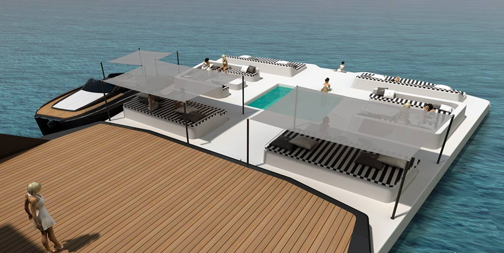 yacht extension fratelli canalicchio