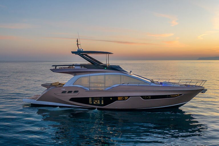sessa fly 68 gullwing, tribord