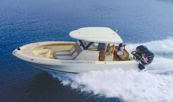 Chris Craft Catalina 30 essai en mer